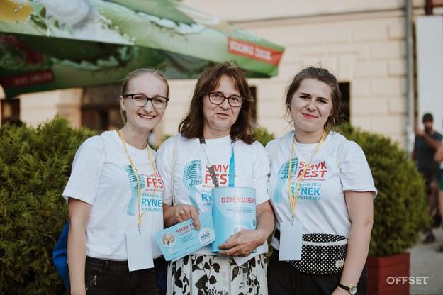 W ramach wolontariatu festiwal wspierało w poprzednich latach ok. 120 osób. /OFFSET /