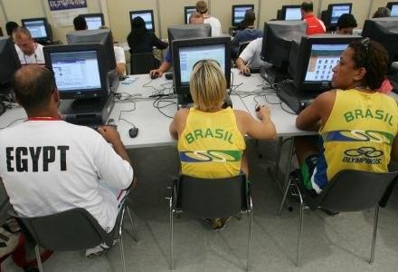 W rankingu Brazylia była 43, a Egipt 55 /AFP