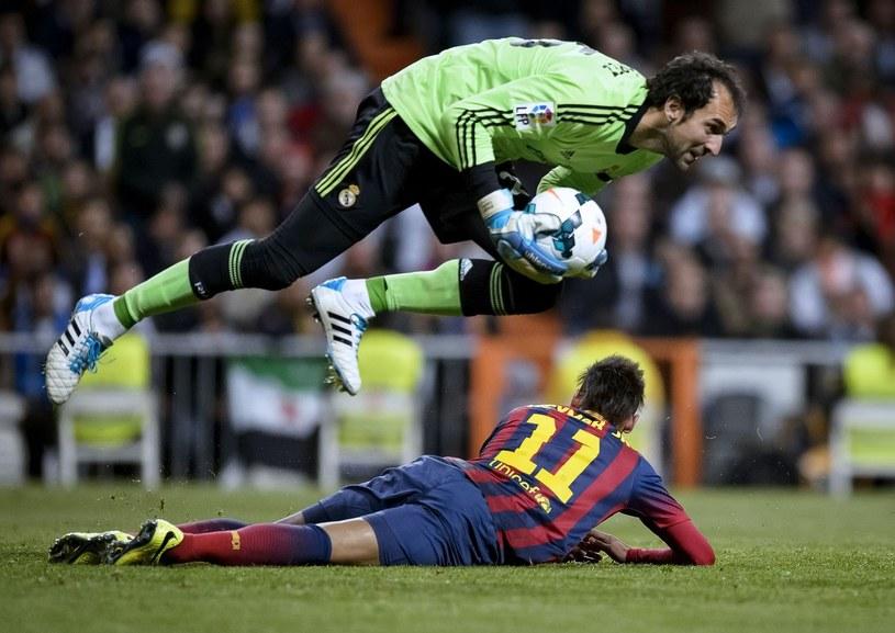 W Realu Madryt mieli dość Diega Lopeza /AFP