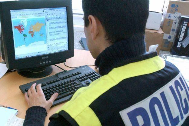 W ręce policji wpadło łącznie 30 hakerów /AFP