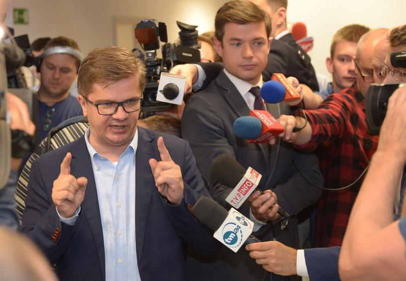 """W redakcji """"Wprost"""" panuje chaos /Radek  Pietruszka /PAP"""