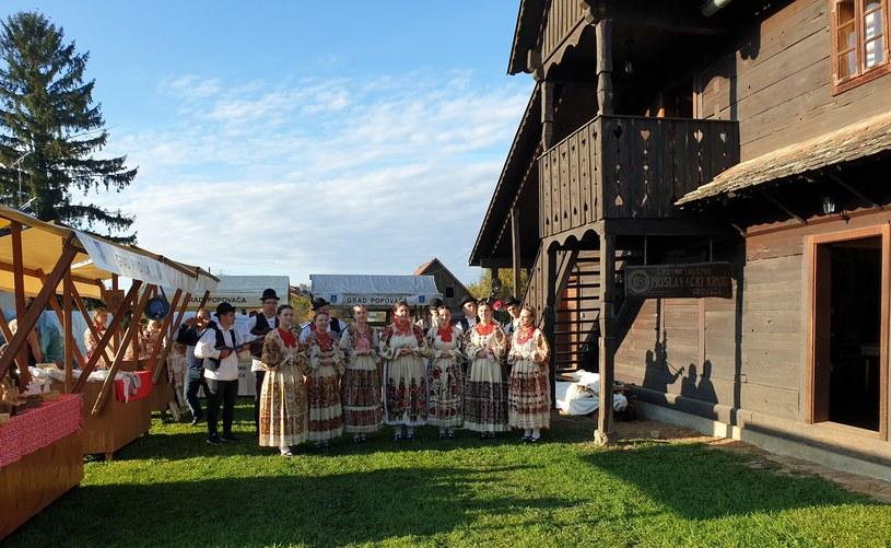 W regionie Sisak-Moslaviny tradycje są pielęgnowane i przypominane /Katarzyna Pawlicka /INTERIA.PL