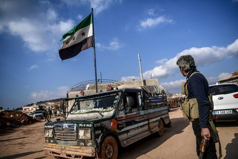 W regionie trwa wyniszczająca walka /OZAN KOSE /AFP