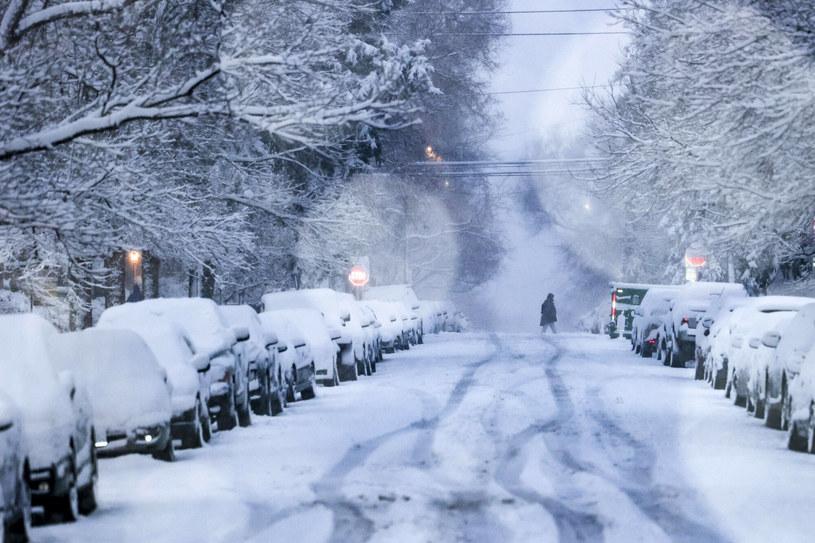 W rejonie Denver w kilkanaście godzin spadło aż 60 centymetrów śniegu /Michael Ciaglo /East News