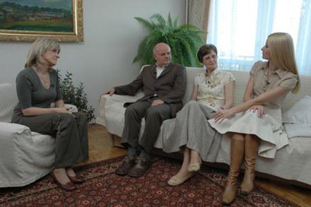 W rodzinnym domu Małgorzaty Kożuchowskiej /
