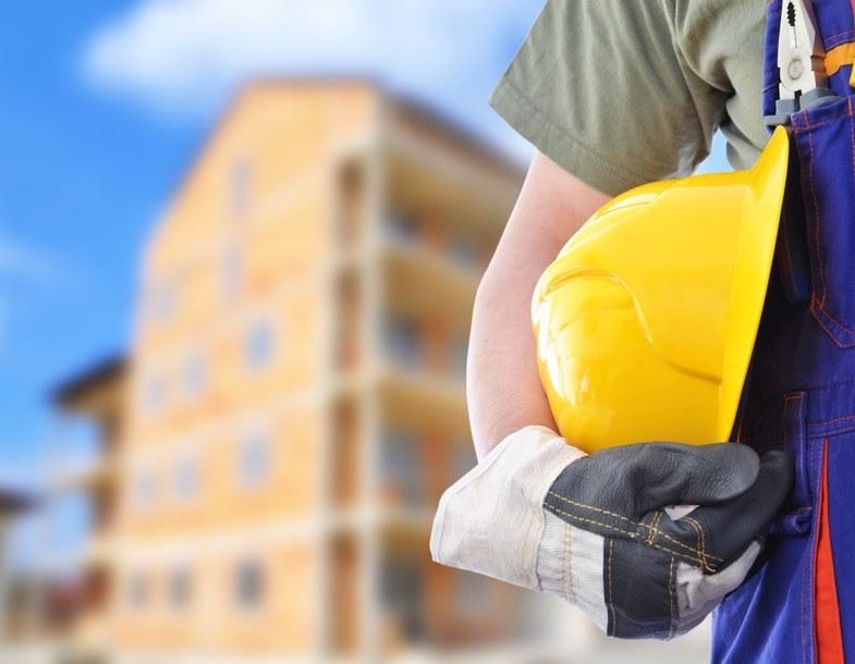 W roku 2012 poszukiwano 177 651 robotników budowlanych /© Panthermedia