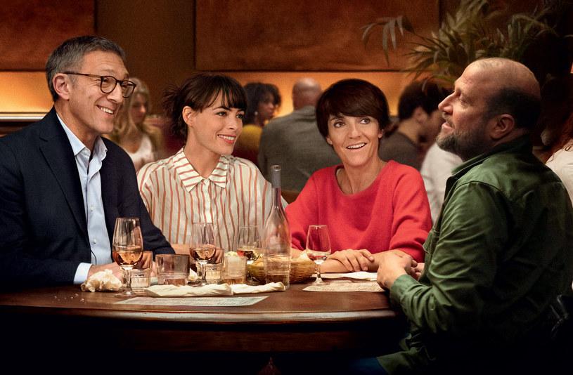 W rolach głównych występują Bérénice Bejo, Vincent Cassel, Florence Foresti i Francois Damiens /materiały prasowe