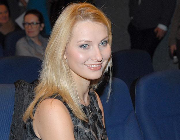 W rolę Anny German wcieliła się Joanna Moro - fot. Marek Ulatowski /MWMedia