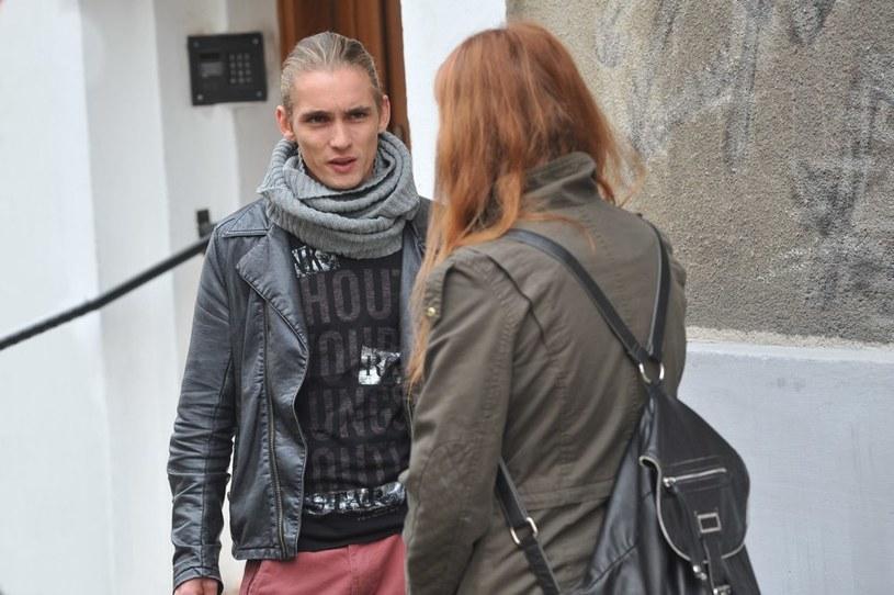 W roli Arka zobaczymy 24-letniego Filipa Gurłacza. /Agencja W. Impact