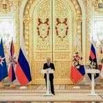 W Rosji podano oficjalne dochody najważniejszych polityków