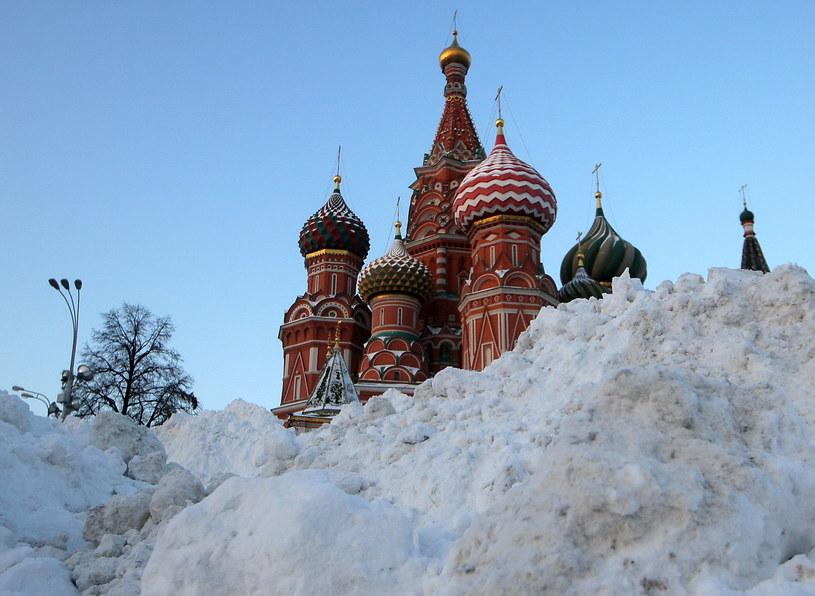W Rosji spadło najwięcej śniegu od 20 lat /Danil Shamkin/NurPhoto via ZUMA Press /Agencja FORUM