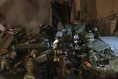 W Rosji zawalił się 8-piętrowy blok. Trwa akcja ratunkowa.