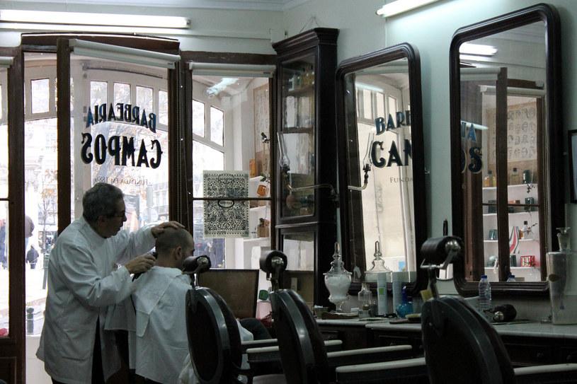 W salonie można poczuć klimat minionych wieków /Wikimedia Commons /INTERIA.PL/materiały prasowe