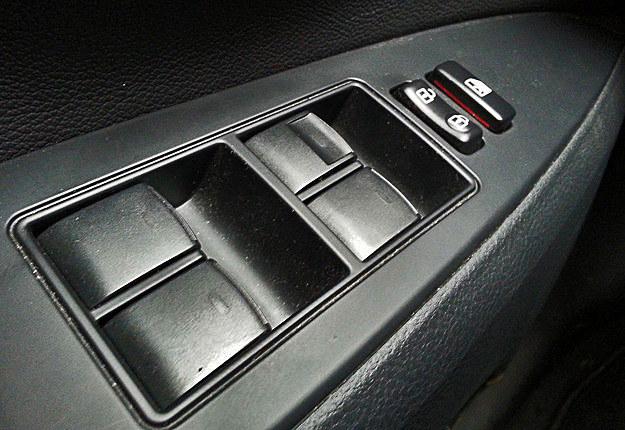 W samochodach wadliwe są sterowniki szyb /INTERIA.PL
