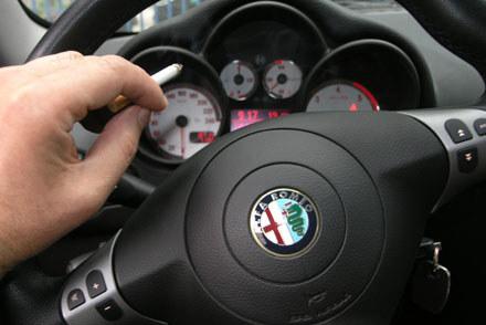 W samochodzie już nie zapalisz /INTERIA.PL