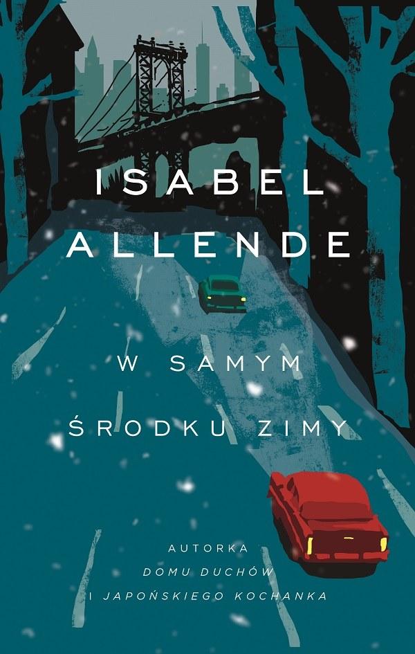 W samym środku zimy, Isabel Allende /materiały prasowe