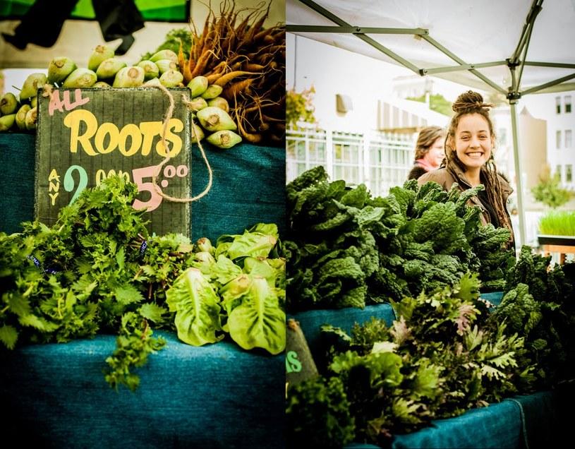 W San Fracisco panuje moda na organiczne produkty, a farmerzy stają się celebrytami, fot. Monika Walecka /Tekst: Zgubsietam.pl
