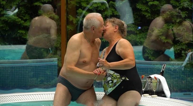 """W """"Sanatorium miłości"""" działo się! (Screen: facebook.com/sanatoriummiloscitvp) /materiał zewnętrzny"""