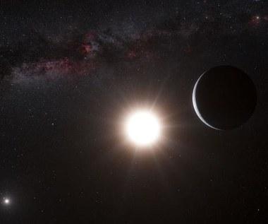 W sąsiadującym z nami układzie jest planeta wielkości Ziemi