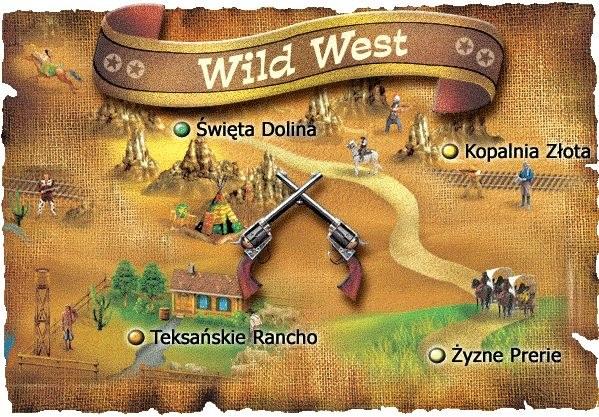 W scenariuszu Wild West gracz wybiera, po której stronie chce walczyć /INTERIA.PL
