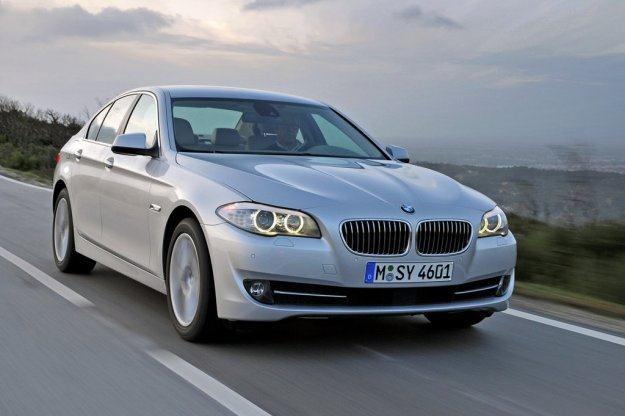 W ścisłym finale znalazło się m.in. BMW 5 /