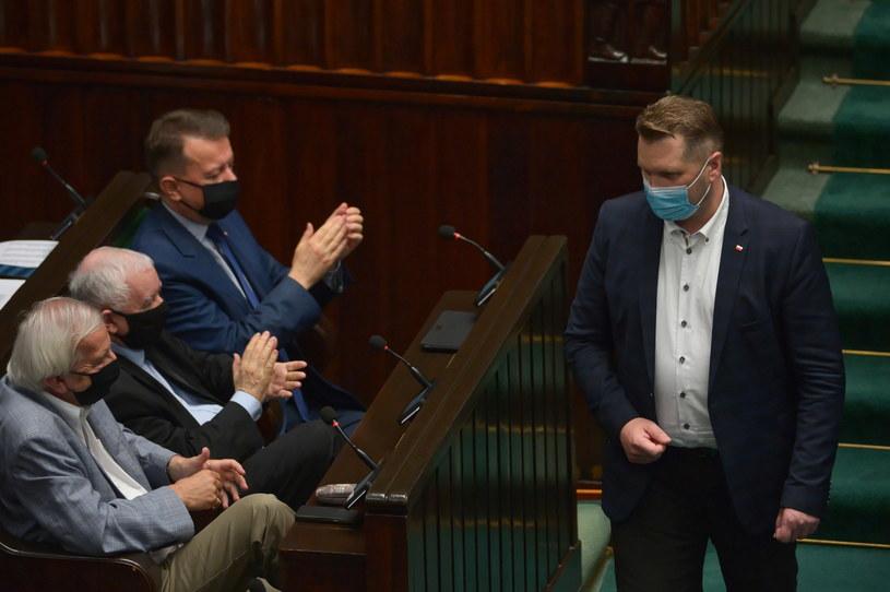 W Sejmie debata nad wnioskiem o wotum nieufności wobec szefa MEiN /PAP