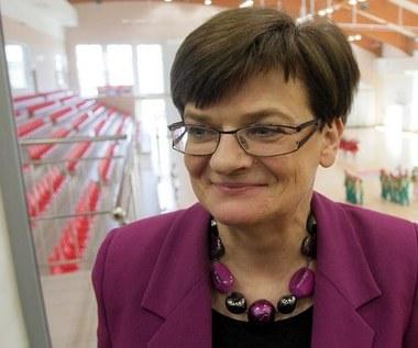 W Sejmie wniosek o wotum nieufności dla minister edukacji
