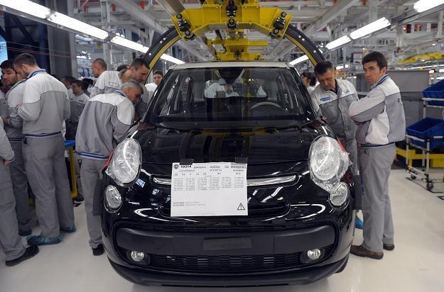 W serbskiej fabryce będzie produkowany fiat 500L /AFP