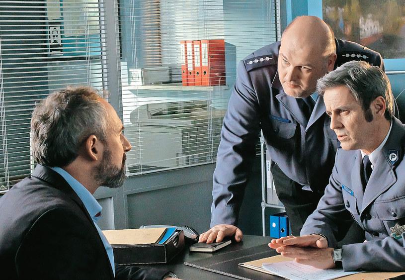 W serialu o księdzu detektywie gra inspektora policji Oresta Możejkę. Obecnie powstaje piętnasta seria. /Tele Tydzień