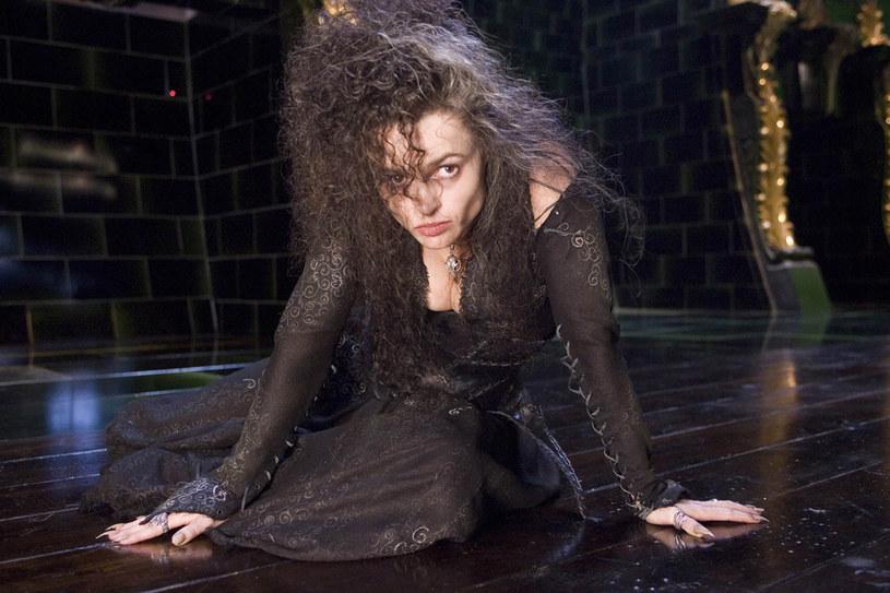 W serii filmów o Harrym Potterze wcieliła się w Bellatrix Lestrange /materiały prasowe