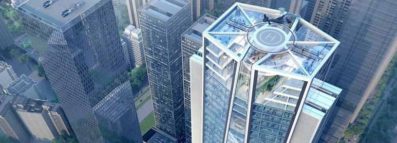 W Shenzhen powstanie nowa główna siedziba chińskiego banku /materiały prasowe