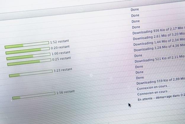 W sieci BitTorrent ryzykowne mogą okazać się same udostępniane pliki /AFP