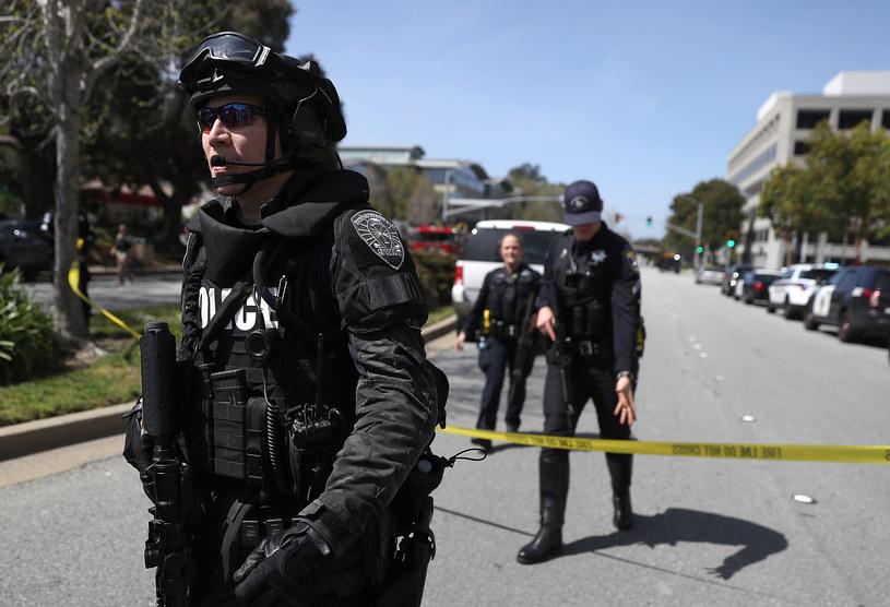 W siedzibie firmy YouTube w San Bruno w Kalifornii padły we wtorek strzały /Justin Sullivan /AFP