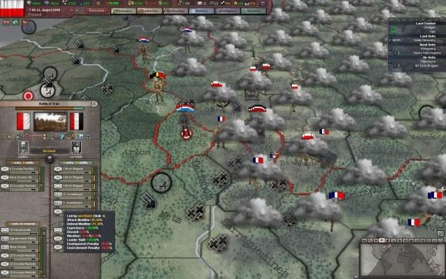W sierpniu 1940 roku lało tak bardzo, że aż spłukało Francuzów z Linii Maginota na teren Niemiec /gram.pl