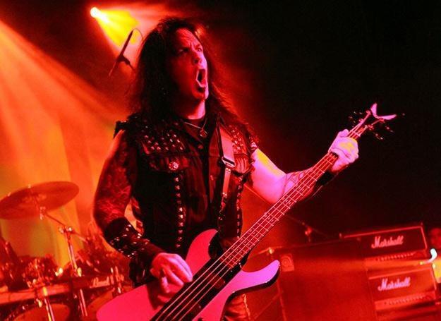 W sierpniu David Vincent z Morbid Angel zaprezentuje nowy materiał w Polsce - fot. John Raptis /