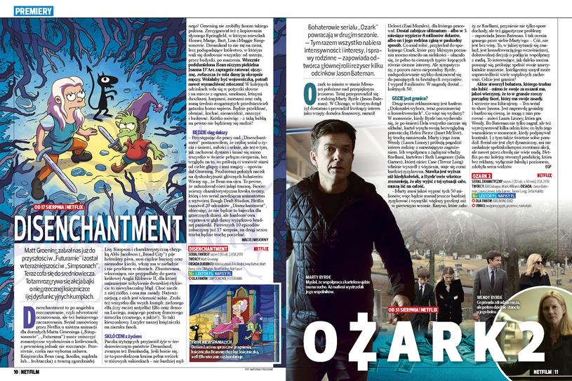 """W sierpniu na Netflix m.in. """"Ozark 2"""" /materiały prasowe"""