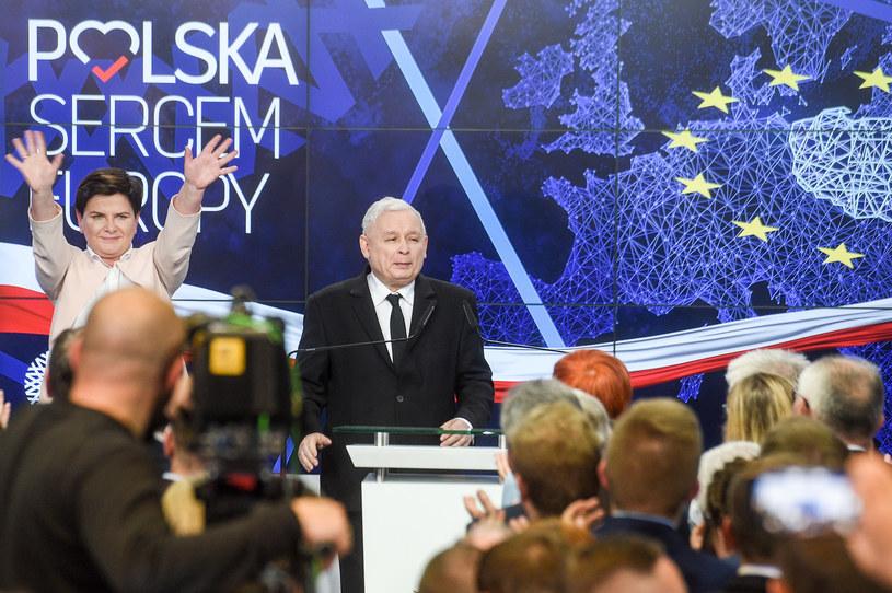 W skali całego kraju wybory do PE wygrał PiS z poparciem 45,38 proc. wyborców /Zbyszek Kaczmarek/REPORTER /Reporter