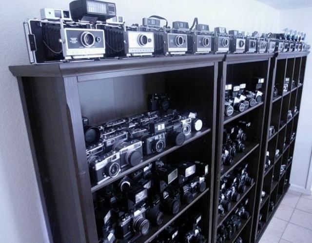 W skład kolekcji wchodzi od tysiąca do dwóch tysięcy aparatów /materiały prasowe