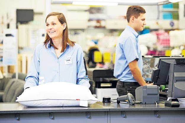 W sklepach sieci JYSK wigilia 2016 będzie dla pracowników dniem całkowicie wolnym od pracy /