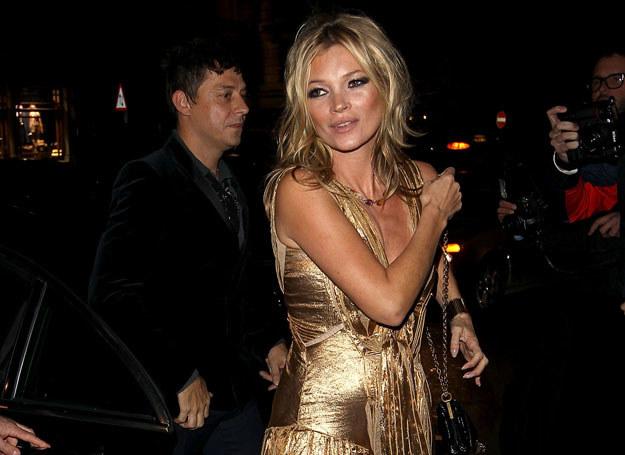 W sklepach Vintage ubiera się m.in. Kate Moss /Getty Images/Flash Press Media