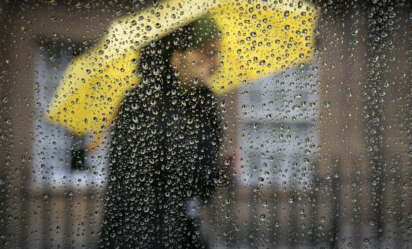 W sobotę będzie padać praktycznie w całej Polsce /Getty Images