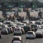 W sobotę istny paraliż na drogach