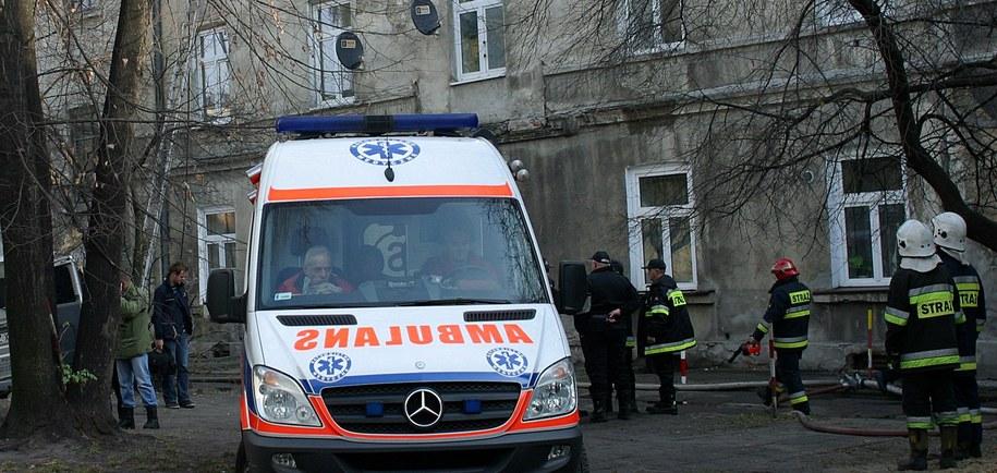 W sobotę w woj. śląskim zginęło łącznie pięć osób /Waldemar Deska /PAP
