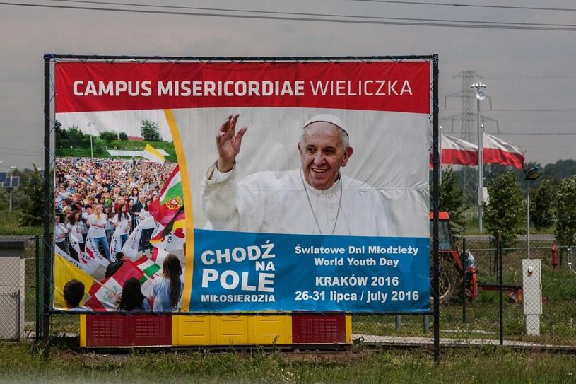 W sobote wieczorem w Brzegach odbędzie się czuwanie młodzieży z papieżem Franciszkiem /Jan Graczyński /East News