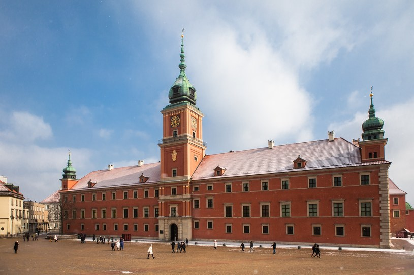 W sobotę za połowę ceny turyści mogą zwiedzić m.in. Zamek Królewski /Adam Burakowski /Reporter