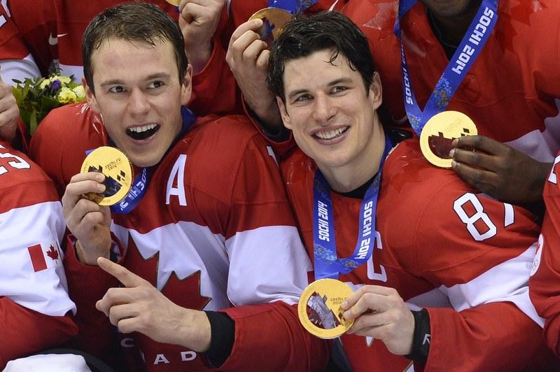 W Soczi złoty medal olimpijski zdobyli Kanadyjczycy /AFP