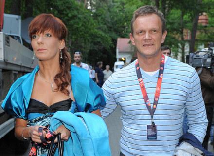W Sopocie Edyta Zając zaprezntowała nową fryzurę.fot.A.Szilagyi /MWMedia