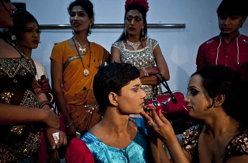 W społeczności hidźrów panują bardzo silne związki między guru a resztą grupy. /Getty Images