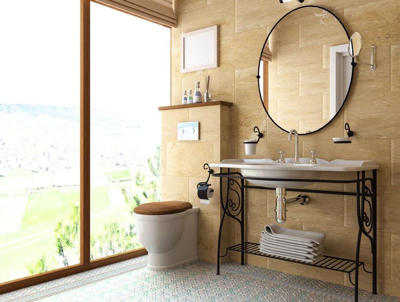 W sprzątaniu łazienka nieoceniona okazuje się cola /123RF/PICSEL