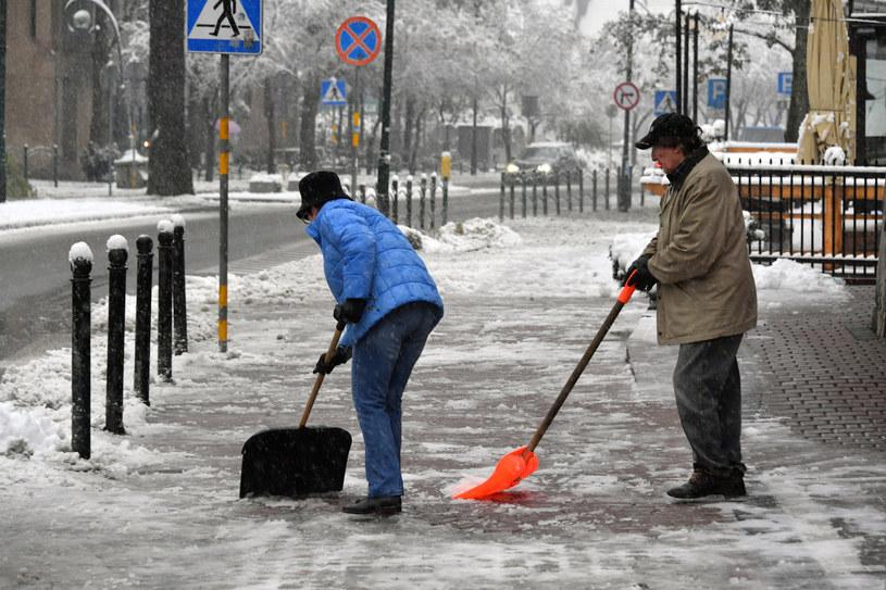 W środę do dużej części Polski powróci zimowa aura /pawel murzyn /East News